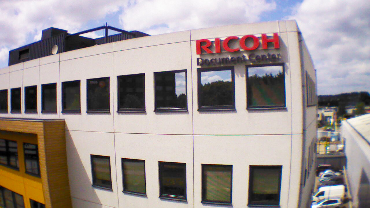 Ricoh Document Center Breda