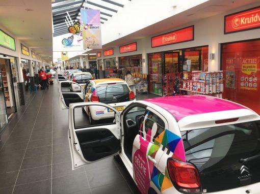 Winkelcentrum De Burcht