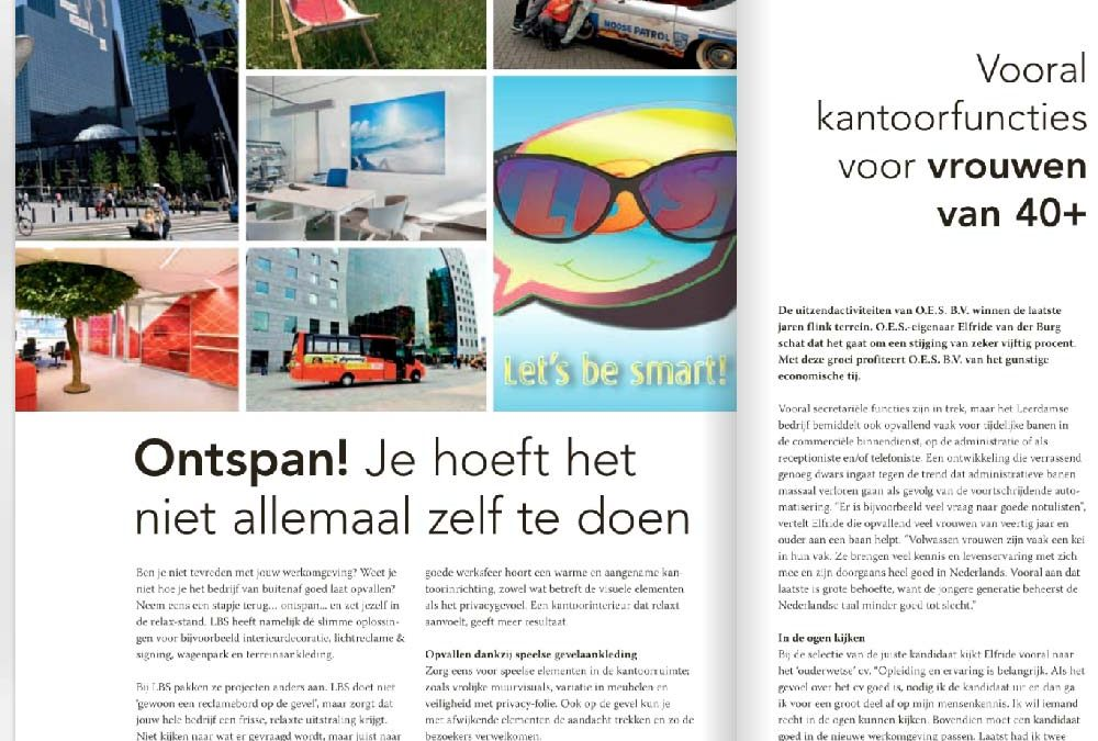 Bedrijvig Business magazine