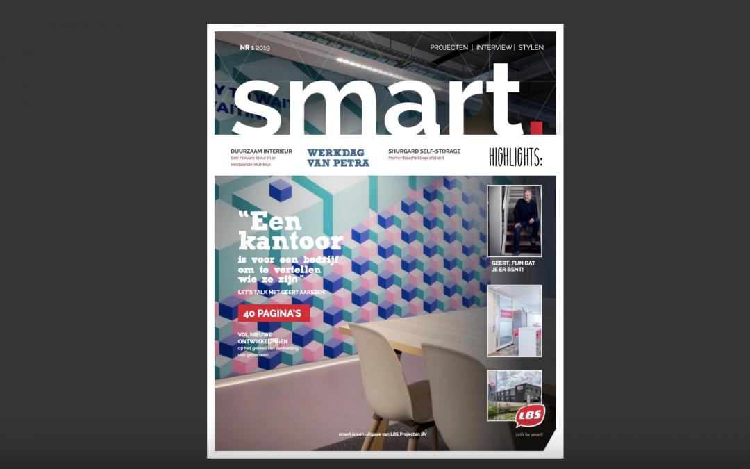 SMART Magazine – nu ook digitaal!